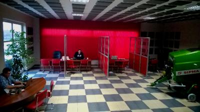 Roltech Poniaty Wielkie biuro