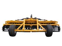 Brona talerzowa Brona UHEX STALTECH hydraulicznie składana zabezpieczenie gumowe