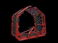 Włóka łąkowo-polowa JAR-MET hydraulicznie składana