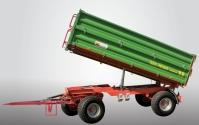 Przyczepa rolnicza ciężarowa T653/2 6t PRONAR