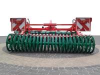 Brony talerzowe Brona BTC AGRO-MASZ zabezpieczenie gumowe