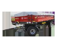 Przyczepa rolnicza ciężarowa T940/1 5t METAL-FACH