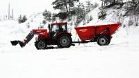 Przyczepa rolnicza T930 6t Taczka METAL-FACH