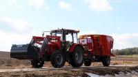 "Wóz paszowy BEL-MIX T659 ""OPTIMAL""  METAL-FACH"