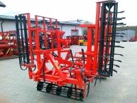 Agregat uprawowy hydraulicznie składany 3,6m 4,2m 5,0m
