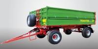 Przyczepa rolnicza ciężarowa PT608 8,46t PRONAR
