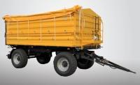 Przyczepa rolnicza ciężarowa dwuosiowa PT612 12t PRONAR