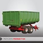 Przyczepa rolnicza komunalna T185 PRONAR