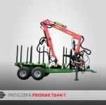 Przyczepa leśna T644/1 PRONAR