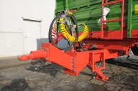 Przyczepa rolnicza ciężarowa tandem T663/4 iT663/4 SILO 10t PRONAR