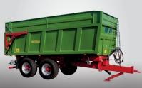 Przyczepa rolnicza ciężarowa skorupowa T669 14,3t PRONAR