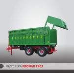 Przyczepa rolnicza ciężarowa T902 16t PRONAR