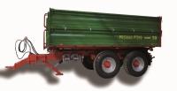 Przyczepa rolnicza ciężarowa tandem paletowa PT510 10t PRONAR