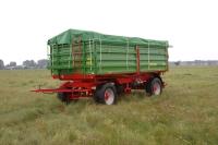 Przyczepa rolnicza ciężarowa dwuosiowa T680 13,1t PRONAR