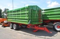 Przyczepa rolnicza ciężarowa tandem T663/2 iT663/2 SILO 7t PRONAR