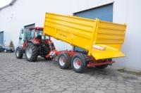 Przyczepa rolnicza ciężarowa tandem T679/2 12t PRONAR