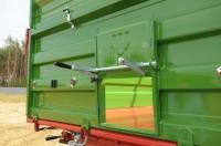 Przyczepa rolnicza ciężarowa dwuosiowa T680U 13t PRONAR