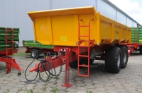 Przyczepa rolnicza ciężarowa T701 14,8t PRONAR