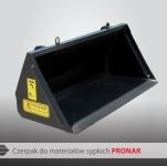Szufla materiałów sypkich czerpak 1,5m 1,8m 2,0m PRONAR