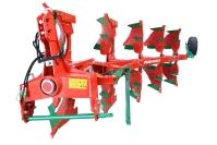 Pług Obracalny Rama 140x140 (rozstaw 85cm) PO Agro-Masz zabezpieczenie Zrywalne