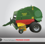 Prasa belująca Z500R PRONAR