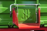 Przyczepa rolnicza ciężarowa dwuosiowa T680H 13,1t PRONAR