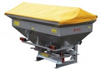 Rozsiewacz nawozów SIEW XL 600kg 800kg 1000kg 1200kg AKPIL