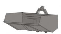 Skrzynia załadunkowa hydrauliczna typ III 1,6m 1,8m 2,0m 2,2m HYDRAMET Giżycko