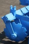 Brona talerzowa GAL-C 3,0m zabezpieczenie gumowe wał rurowy FI-620 MANDAM Wyprzedaż