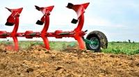 Pług Obracalny Rama 140x140 POH Agro-Masz zzabezpieczeniem hydraulicznym