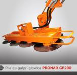 Piła do gałęzi głowica GP200 PRONAR