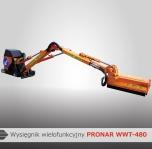Wysięgnik wielofunkcyjny WWT-420 iWWT-480 PRONAR