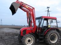 Ładowacz czołowy TUR 4B 1500kg Wol-Met