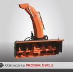 Odśnieżarka PRONAR OW1.5