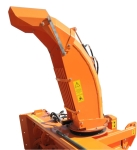 Odśnieżarki OW2.4 M (napęd  mechaniczny) OW2.4 H (napęd hydrauliczny) PRONAR