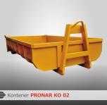 Kontener PRONAR KO 01 02 03 04