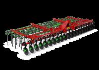 Brona Mulczowa hydraulicznie składana BM AGRO-MASZ