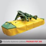 Kosiarka dyskowa PRONAR PDF300 Wyprzedaż