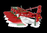 Pług zagonowy jednobelkowy PJR zabezpieczenie resorowe AGRO-MASZ