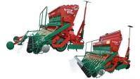Zestaw uprawowo-siewny SN300 AGRO-MASZ 2 rzędy talerzy 460mm