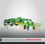 Zgrabiarka karuzelowa ZKP800 PRONAR Wyprzedaż